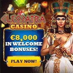Cleopatra Casino Free Spins No Deposit