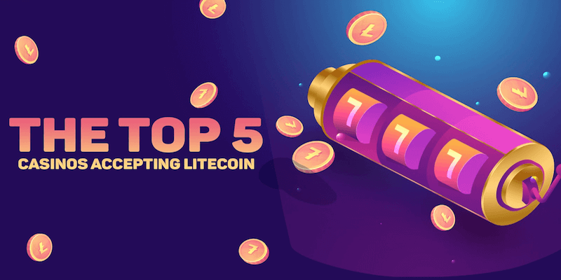 TOP 5 litecoin casino