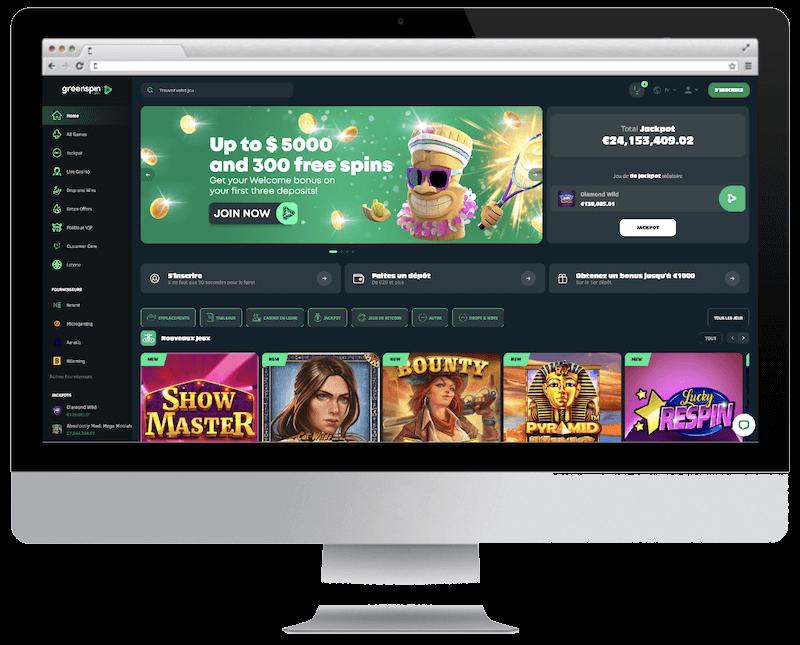 greenspin bitcoin casino free spins bonus